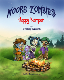 Moore Zombies: Happy Kamper Book Cover